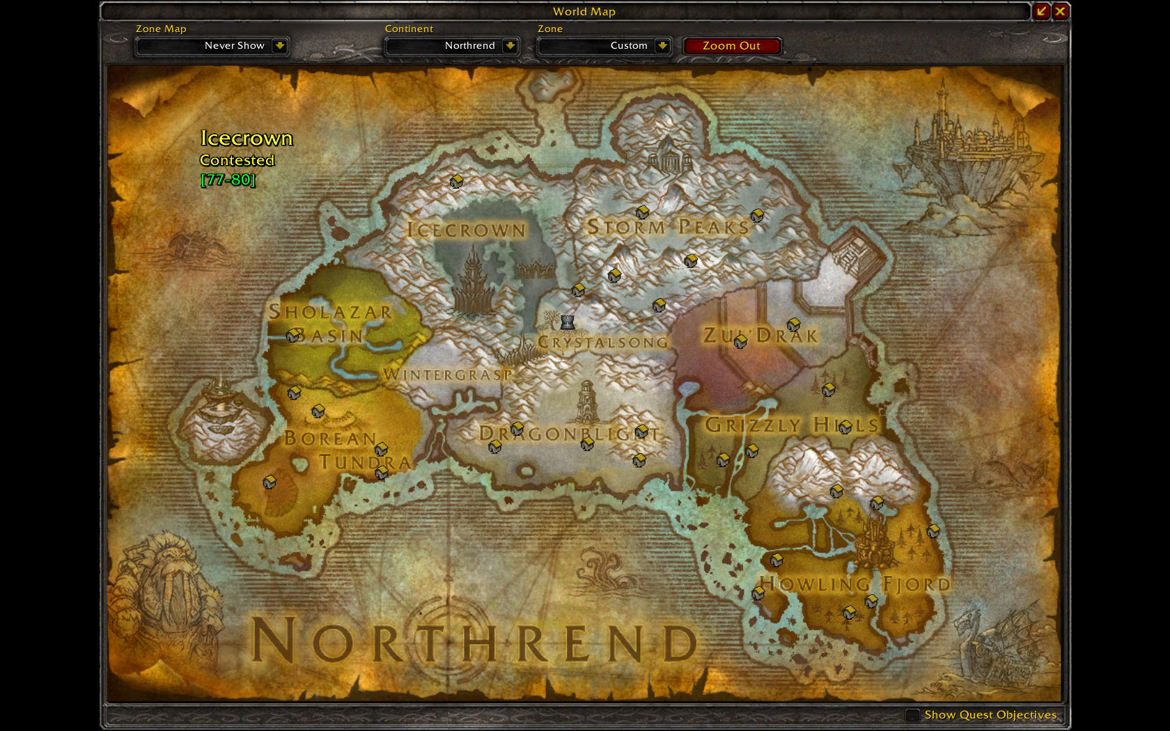 Solidice world of warcraft addons starting with z zonelevelinfo gumiabroncs Choice Image